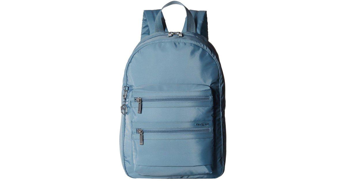 4764b97c0390 Hedgren Blue Inner City Gali Backpack