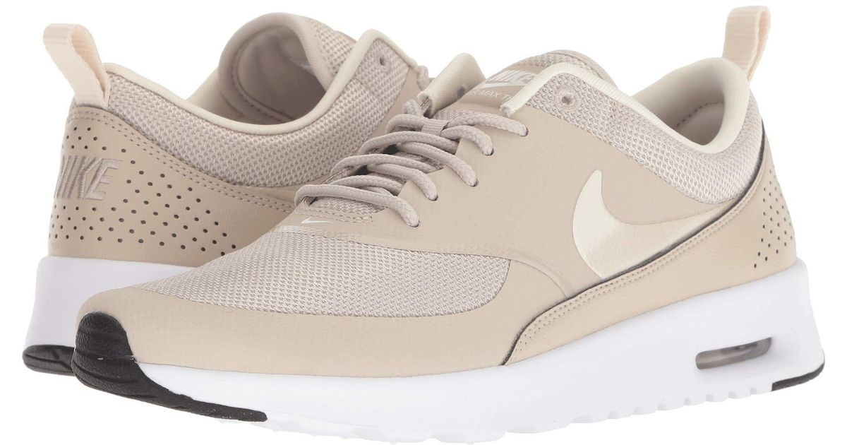 reasonably priced special section no sale tax Nike Pink Air Max Thea (string/light Cream/black/white) Women's Shoes