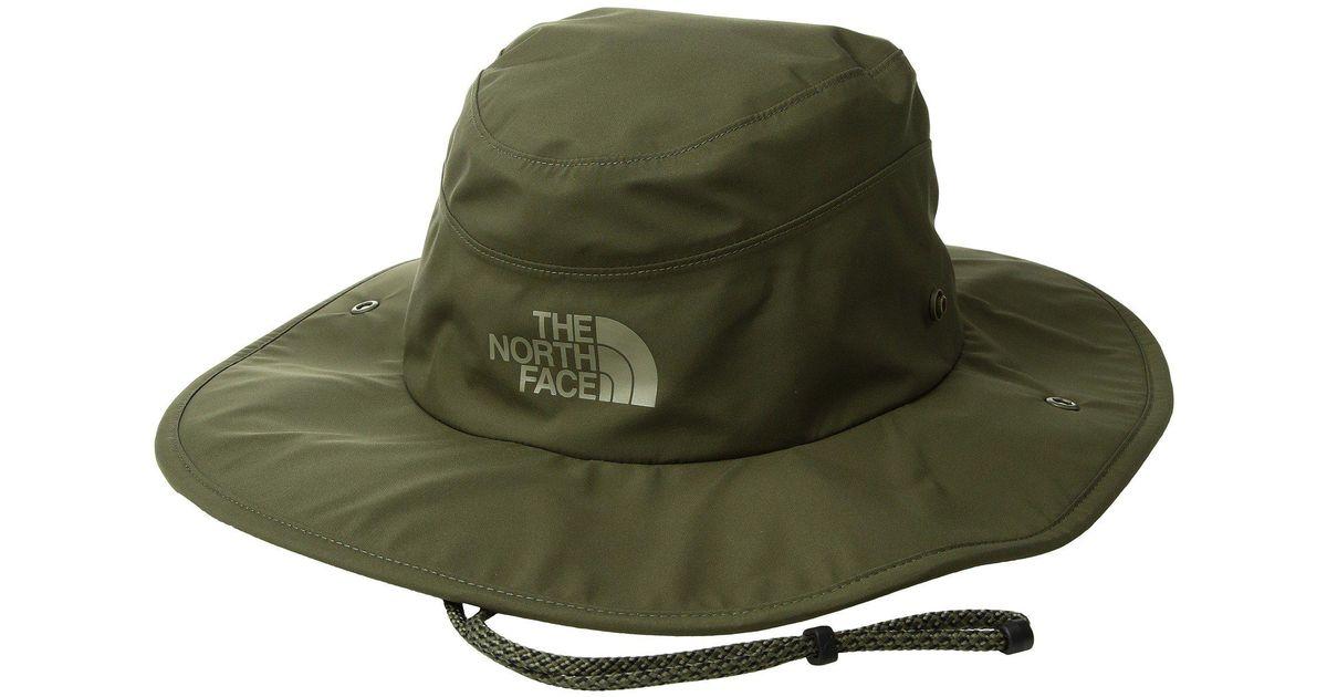 e2c3223cda2 Lyst - The North Face Gtx(r) Hiker Hat (grape Leaf deep Lichen Green) Caps  in Green for Men