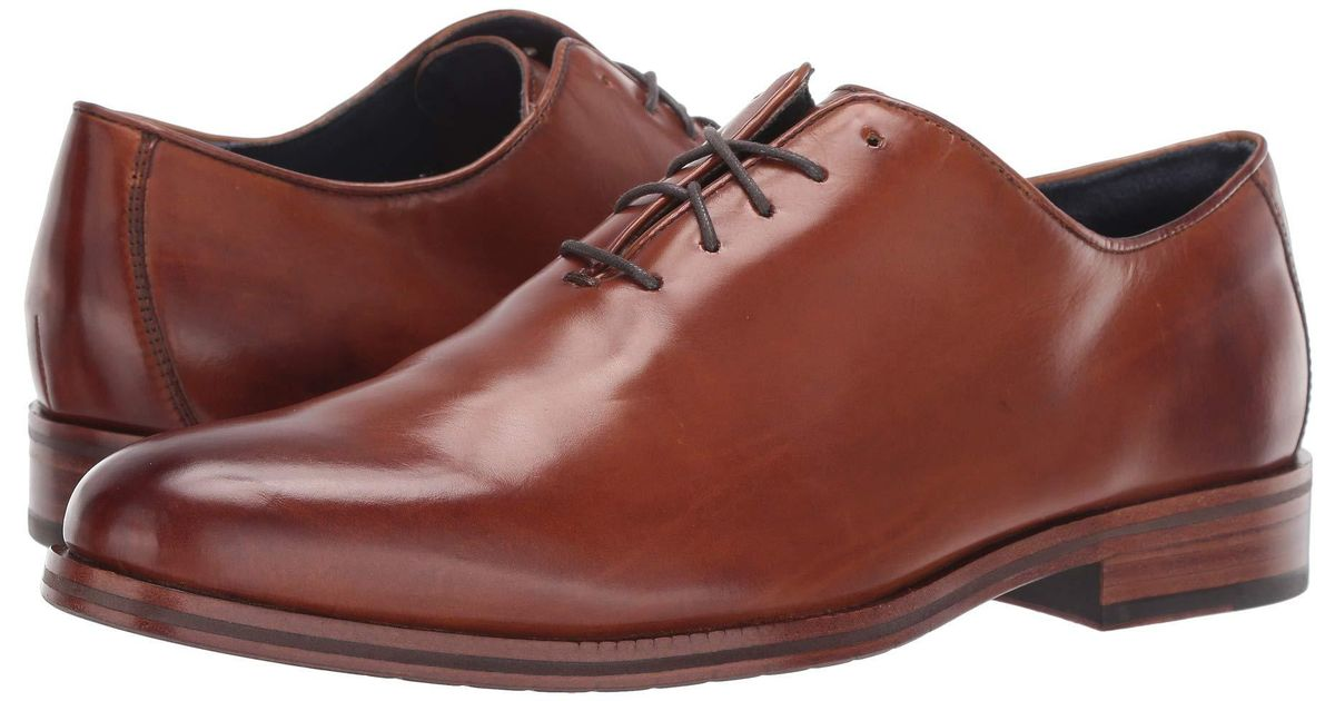 3951415fc86b6 Cole Haan Washington Grand Wholecut Oxford in Brown for Men - Save 2% - Lyst