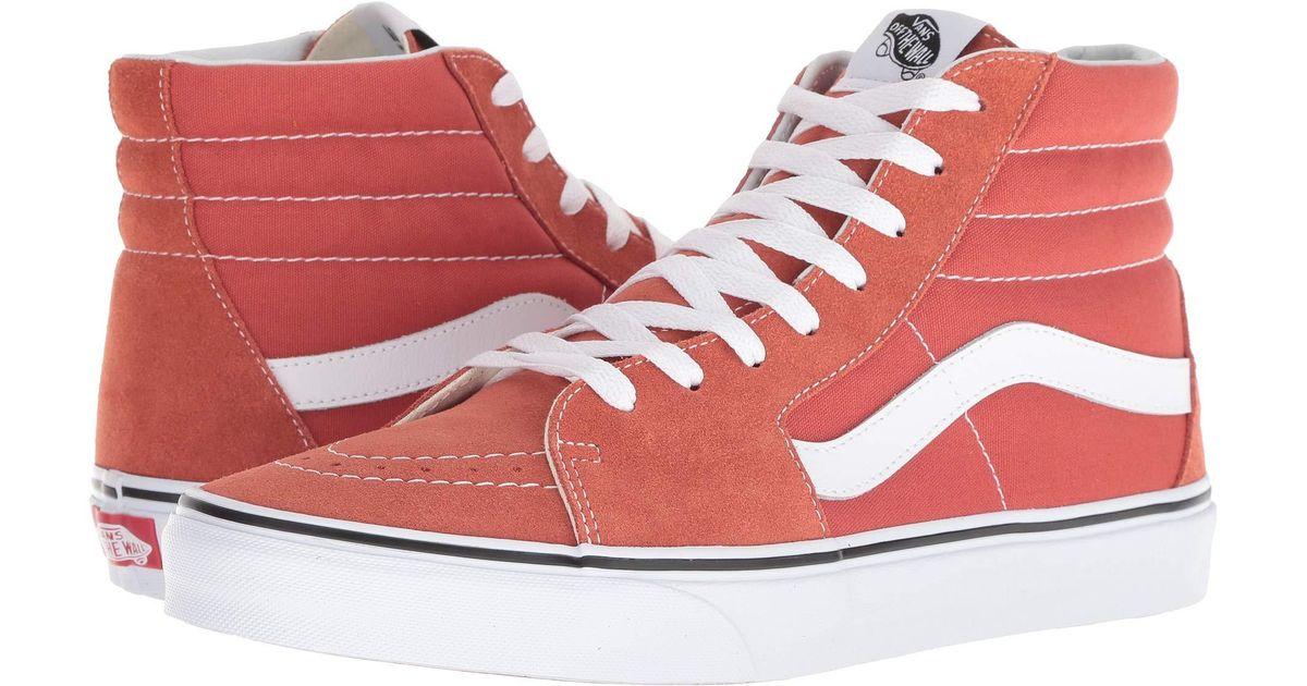 7cd9a680af Lyst - Vans Sk8-hitm (scarab true White) Skate Shoes for Men