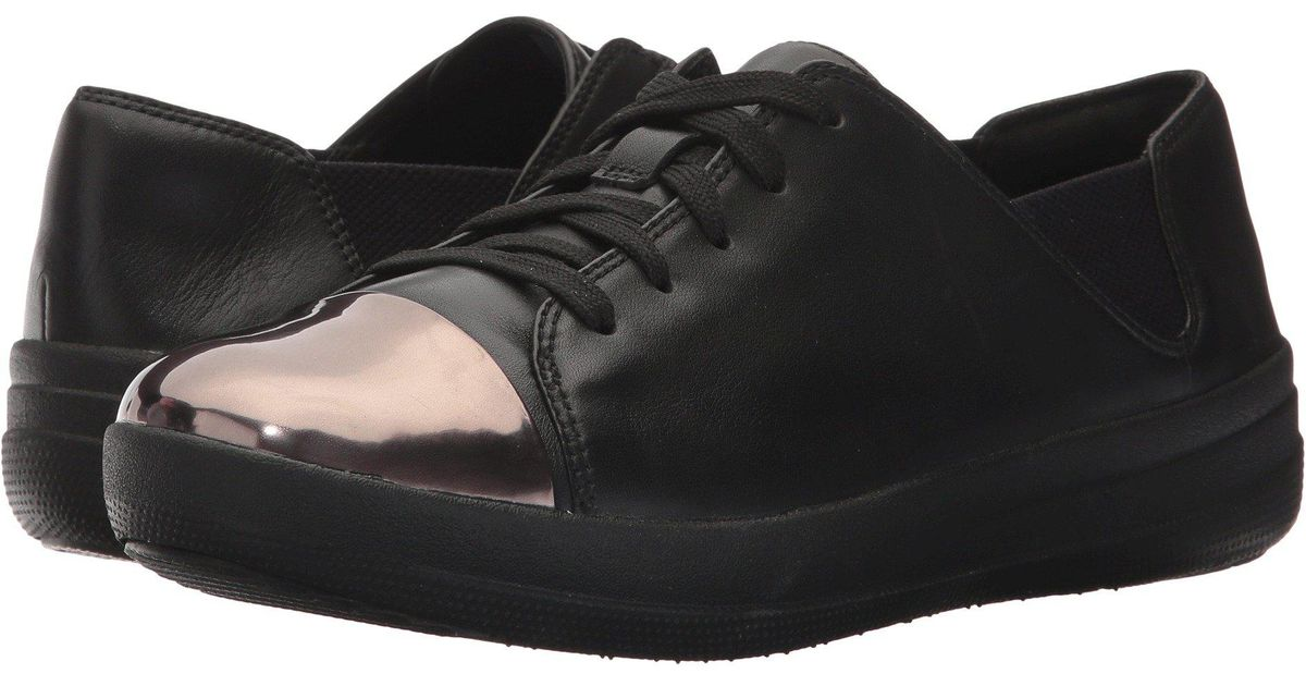 Fitflop Leather F-sporty Mirror-toe