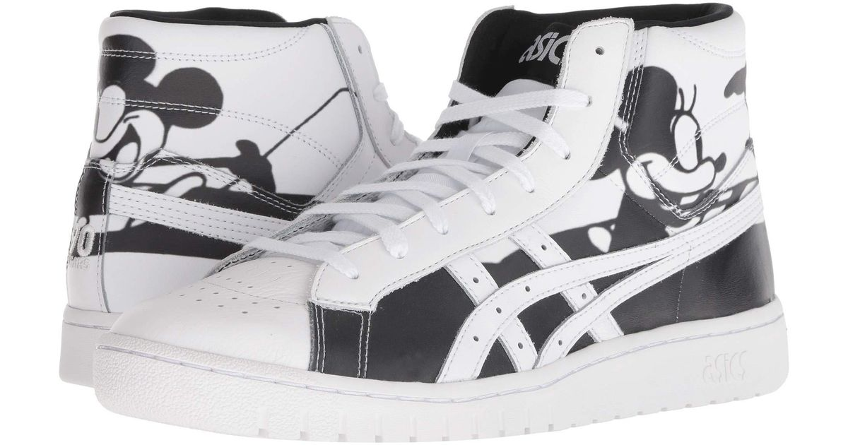7acbb0fe77 Asics Gel-ptg Mt - 90 Years Of Disney's Mickey Mouse (white/white) Classic  Shoes for men