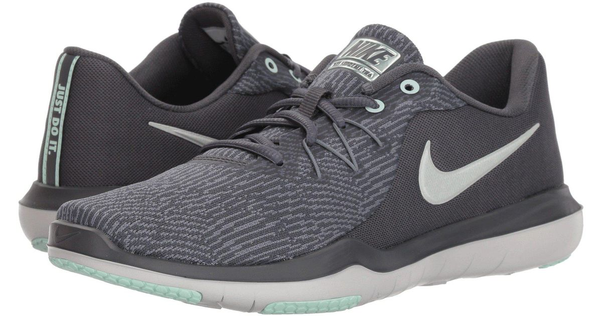 9f8396c6d9190 Lyst - Nike Flex Supreme Tr 6 Training (black white anthracite) Women s  Cross Training Shoes in Gray for Men
