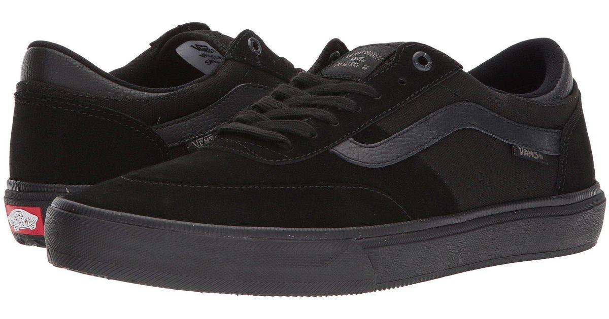 330a75ca36 Lyst - Vans Gilbert Crockett Pro 2 ((suede) Blackout) Men s Skate Shoes in  Black for Men - Save 36%