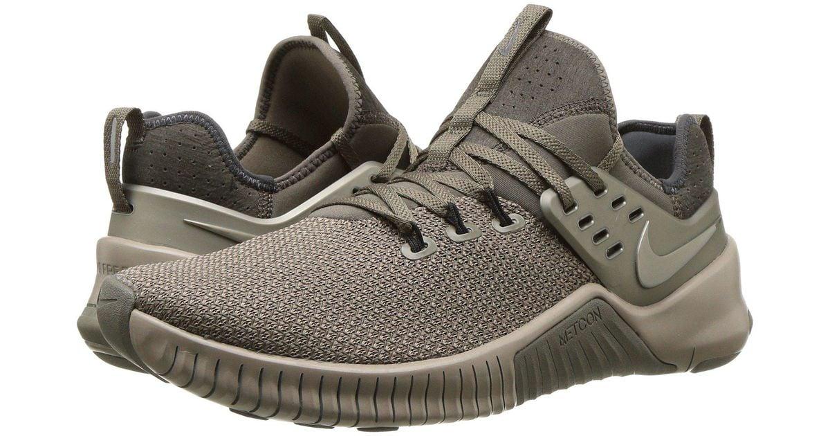 b767148622a7 Lyst - Nike Metcon Free Viking Quest in Metallic for Men
