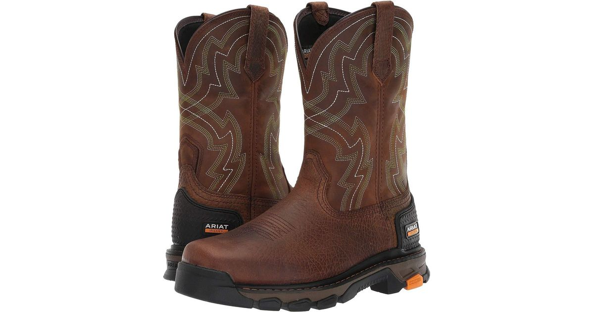 fe0c5a50702 Ariat Brown Intrepid Force for men