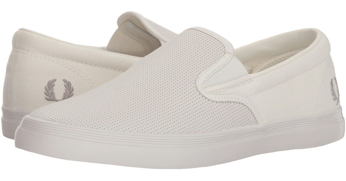 Fred Perry Underspin Slip-on