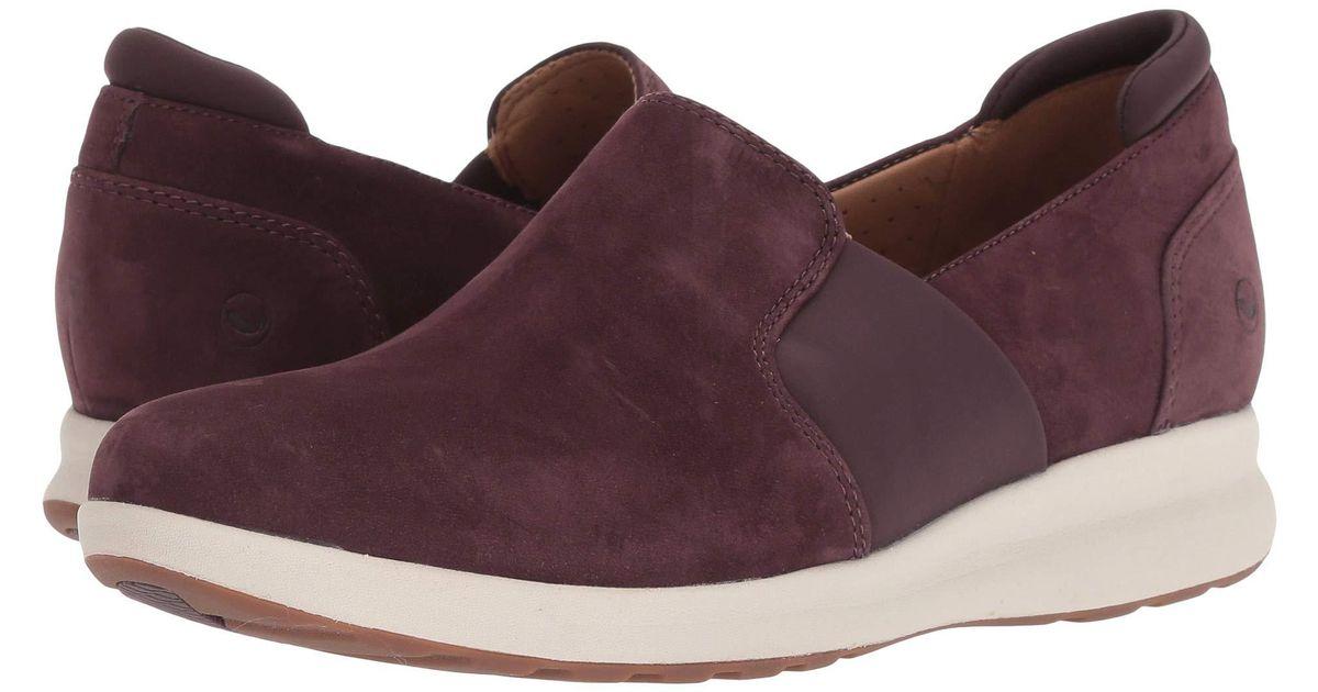 420d7caf5bf Lyst - Clarks Un Adorn Step (rose Nubuck) Women s Shoes