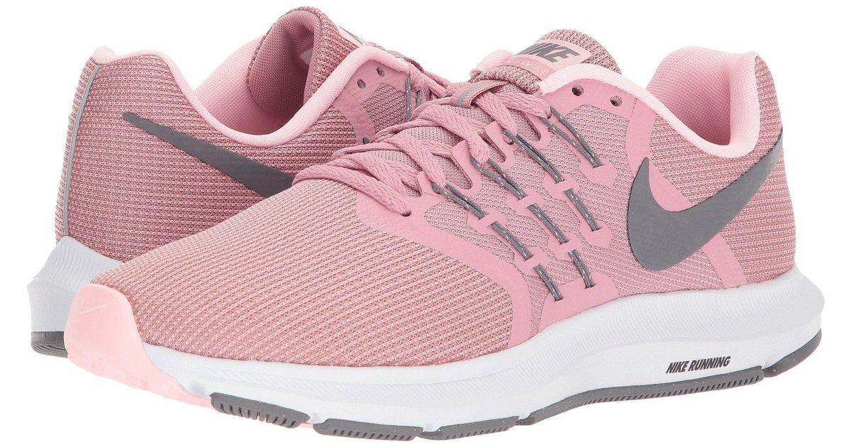 Nike Synthetic Run Swift (bordeaux