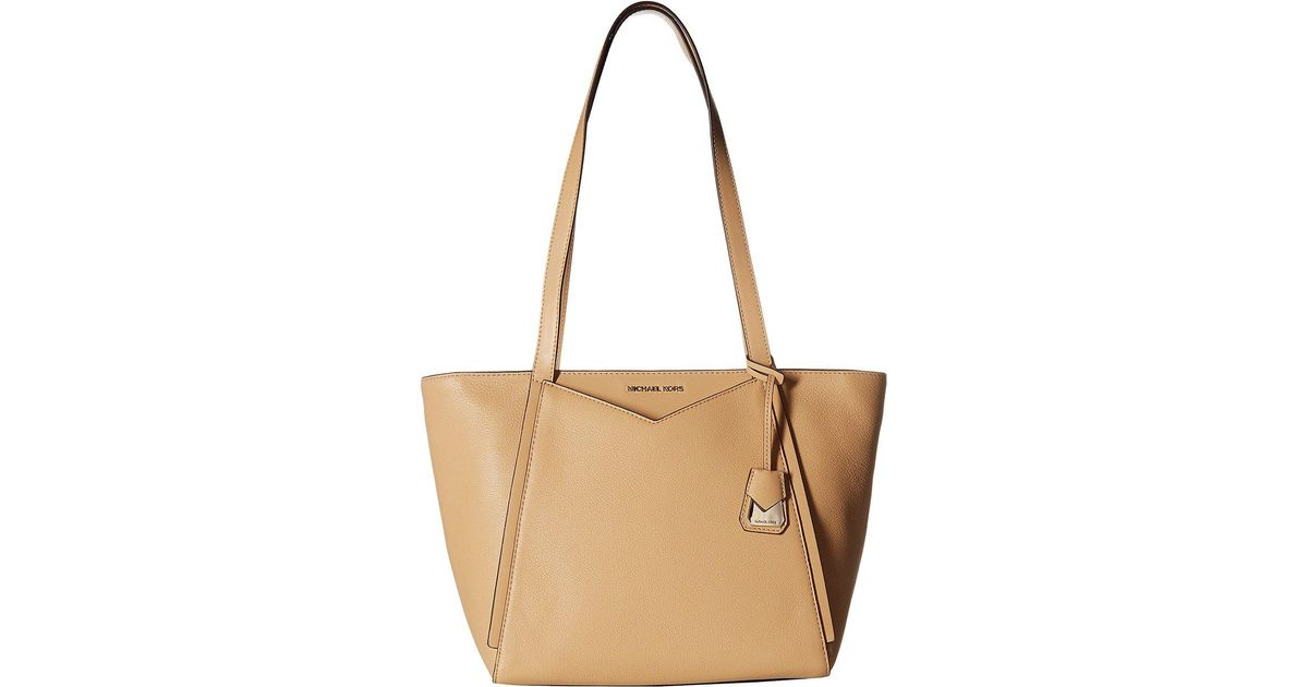 9ac381a7c533 MICHAEL Michael Kors Multicolor Whitney Small Top Zip Tote (butternut) Tote  Handbags