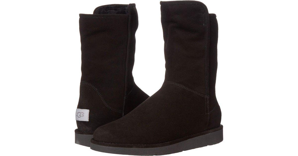06673613870 Ugg - Black Abree Short (nero) Women's Boots - Lyst
