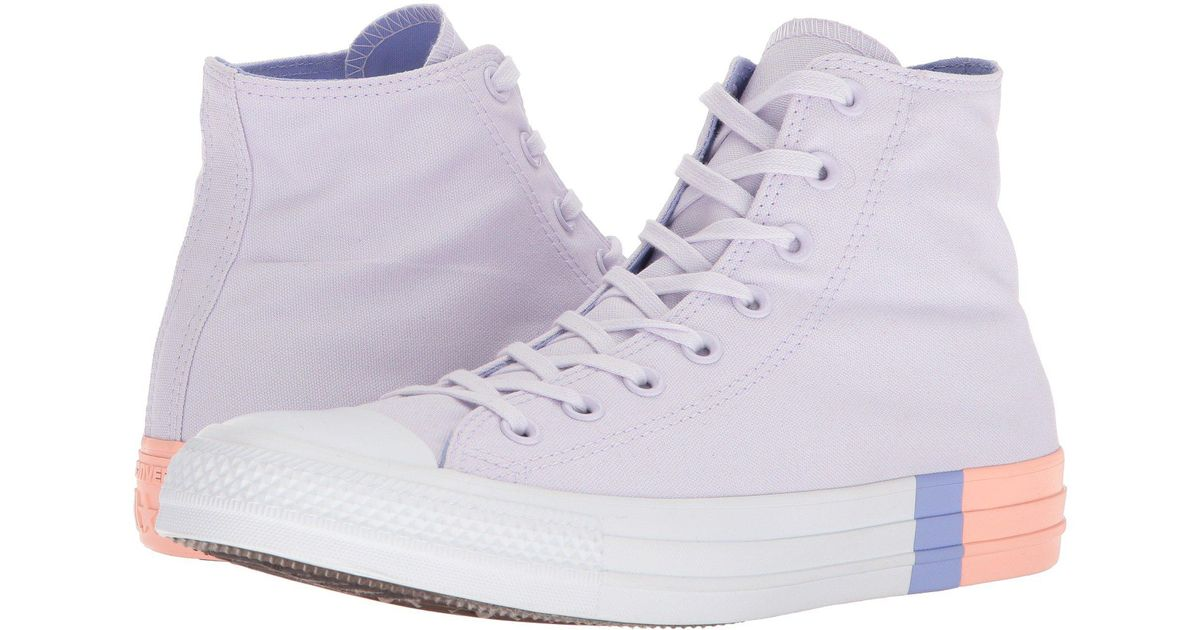 efee5f369d6 Converse Multicolor Chuck Taylor® All Star Tri Block Midsole Hi for men
