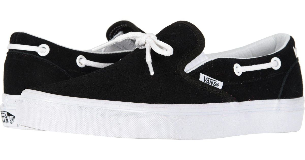 Vans Lacey 72 ((suede) Leather Lace