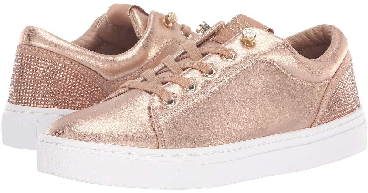 Guess Leather Jollie in Rose Gold (Pink