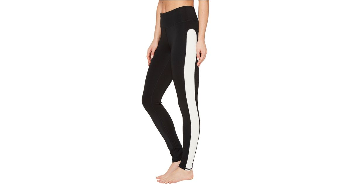 4d517fb956a70 Lyst - Threads For Thought Firefly Leggings (jet Black) Women's Clothing in  Black