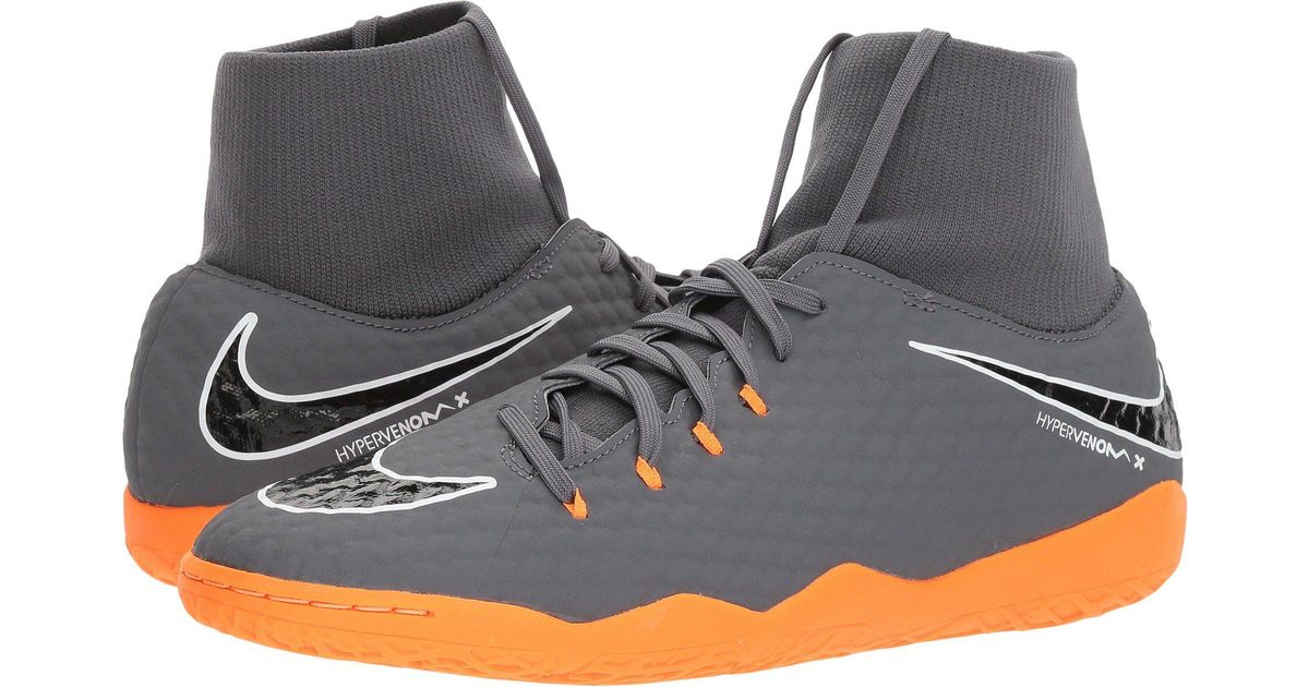a043a16c44 Lyst - Nike Hypervenom Phantomx 3 Academy Dynamic Fit Ic in Gray for Men -  Save 33%