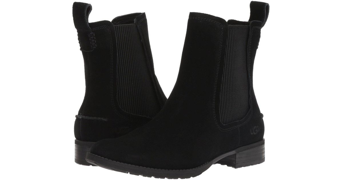 efab367adc4 Ugg Hillhurst Boot (black) Pull-on Boots