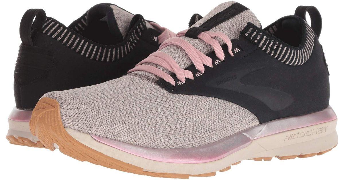 3b968669ab1 Lyst - Brooks Ricochet (purple lilac navy) Women s Running Shoes