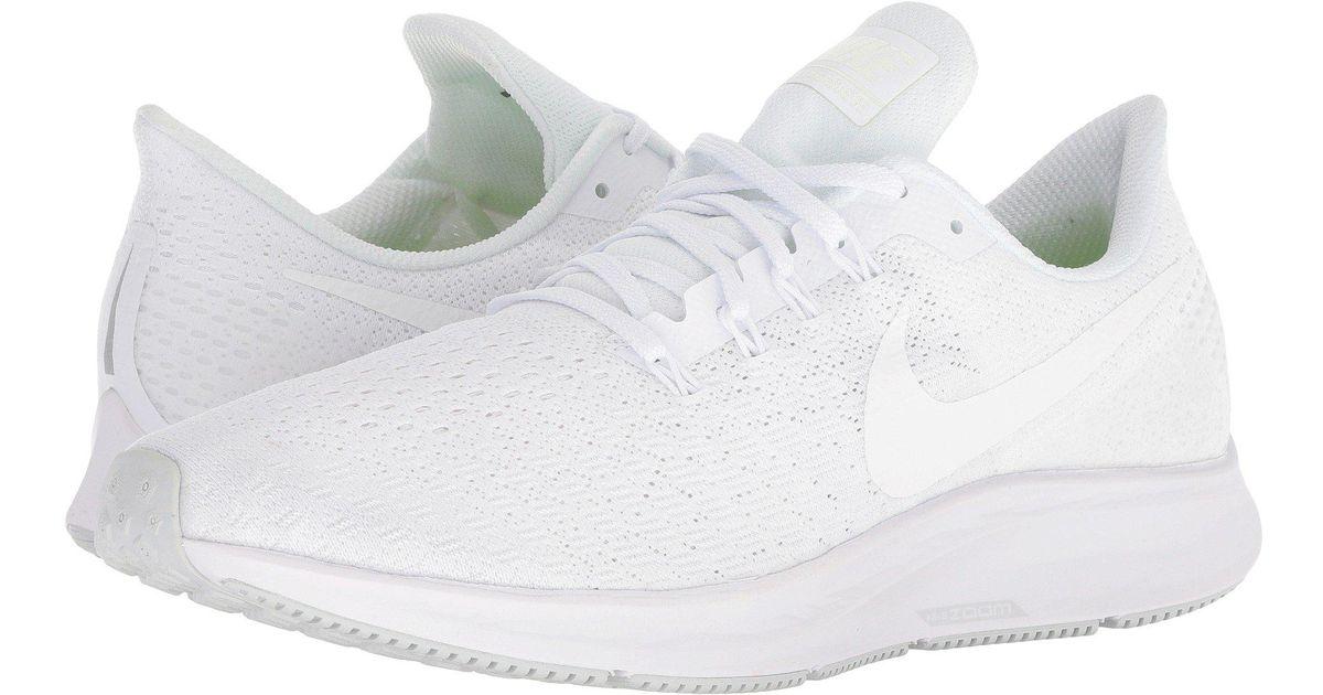 Nike Rubber Air Zoom Pegasus 35 (white