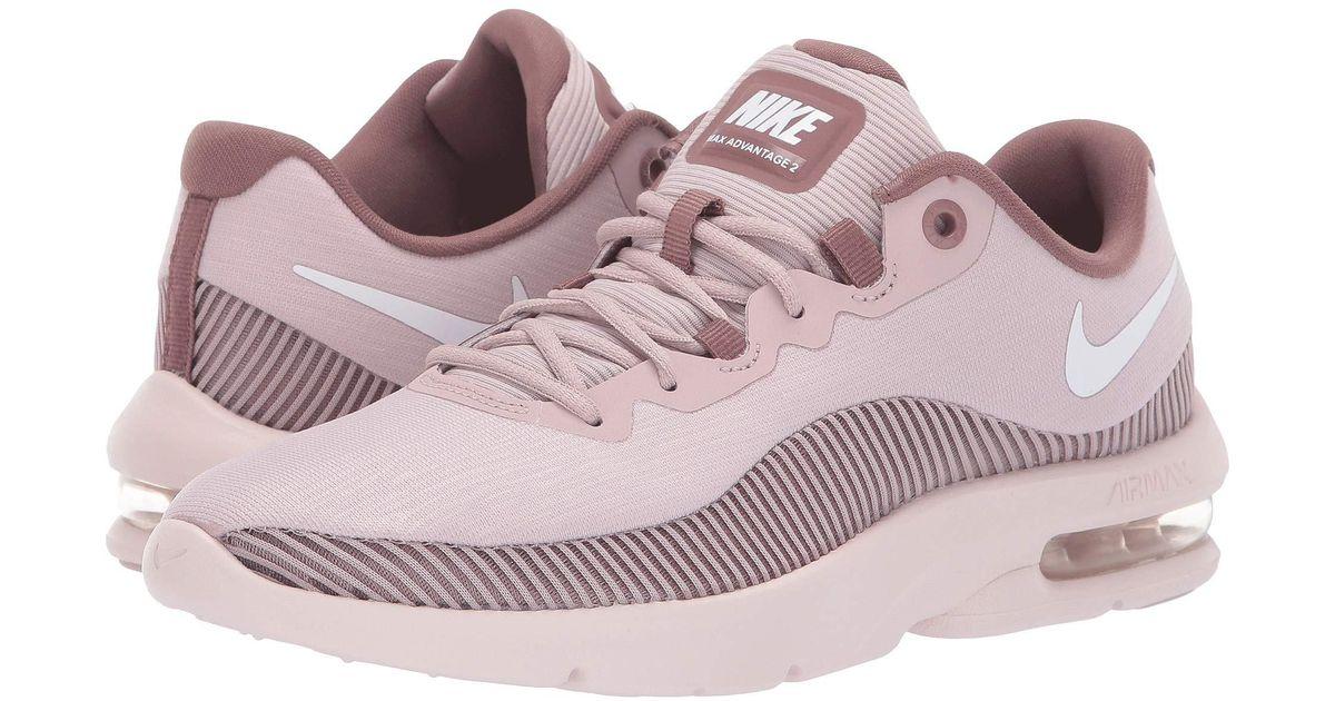 air max advantage 2 rosa