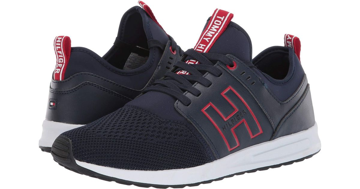 Tommy Hilfiger Synthetic Lister (dark