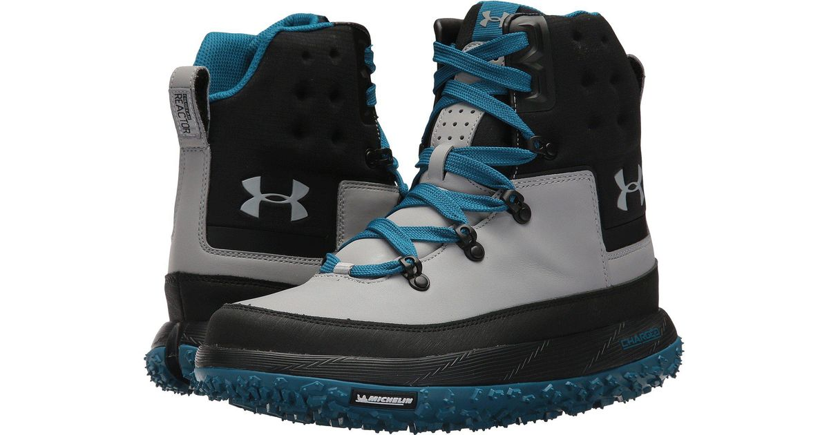 check out ae84a a4ed7 Under Armour Black Ua Fat Tire Govie for men