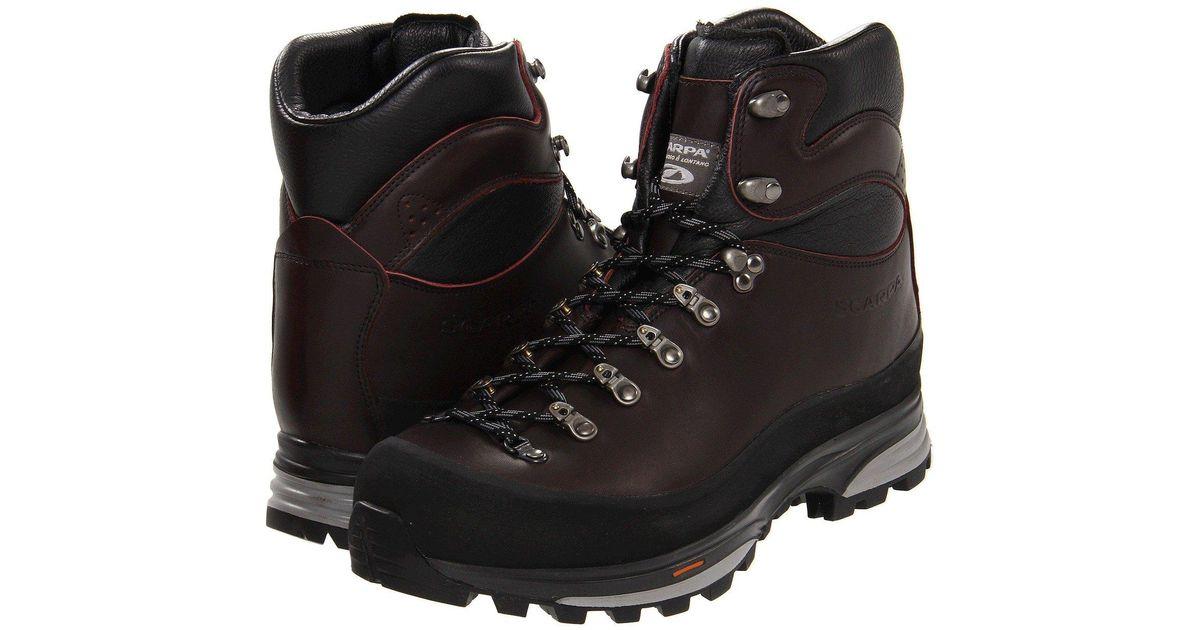 2a51c4b55c6 SCARPA Purple Sl Active (bordeaux 1) Men's Shoes for men