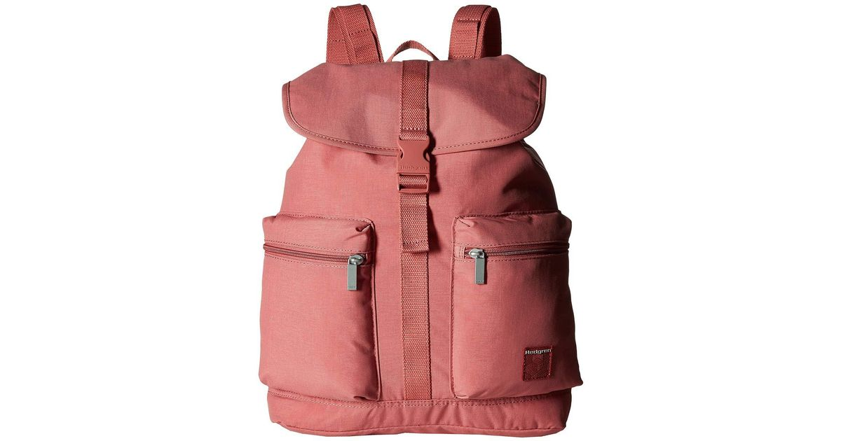 5c59df3c7c0b Hedgren Multicolor Sunrise Backpack