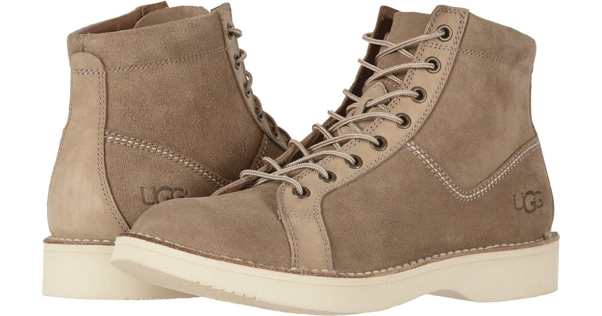 9cb9778f465 Ugg Brown Camino Monkey Boot (dark Tan) Men's Cold Weather Boots for men