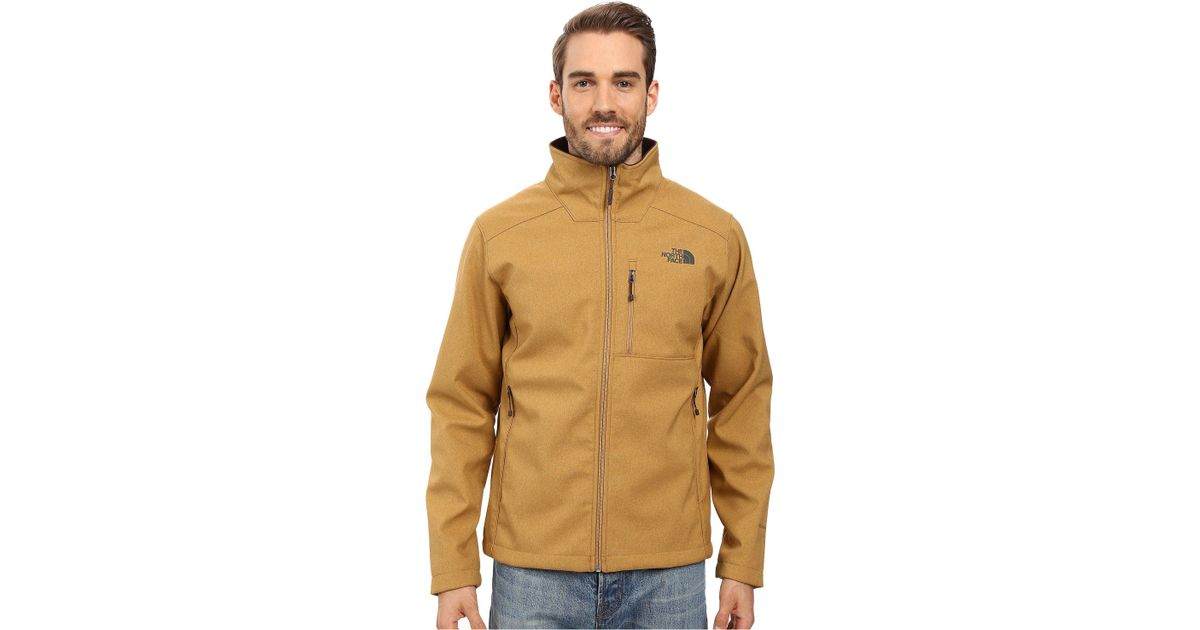 02c77572896a Lyst - The North Face Apex Bionic 2 Jacket in Brown for Men