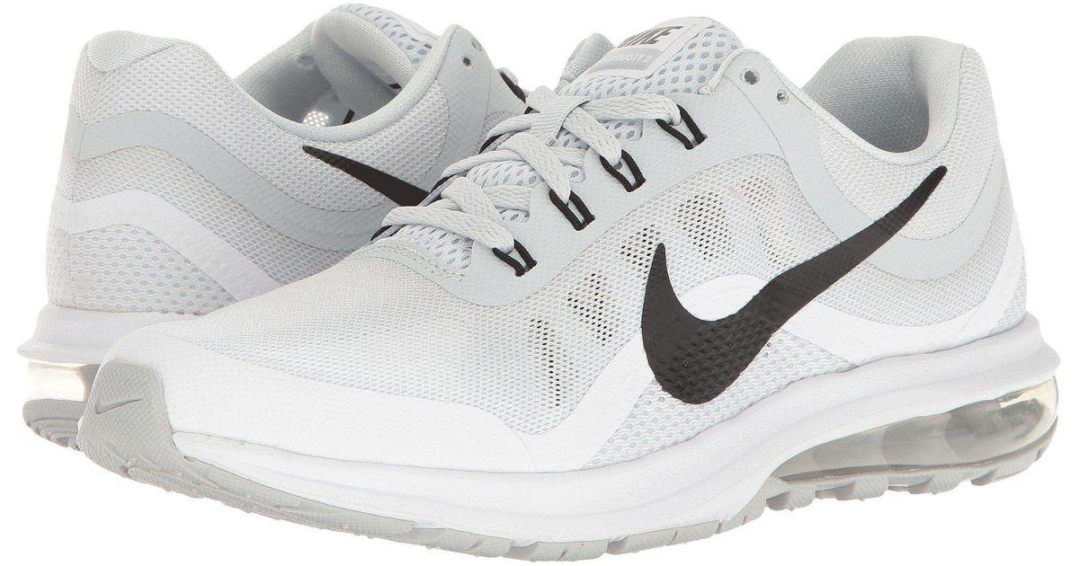 Nike White Air Max Dynasty 2