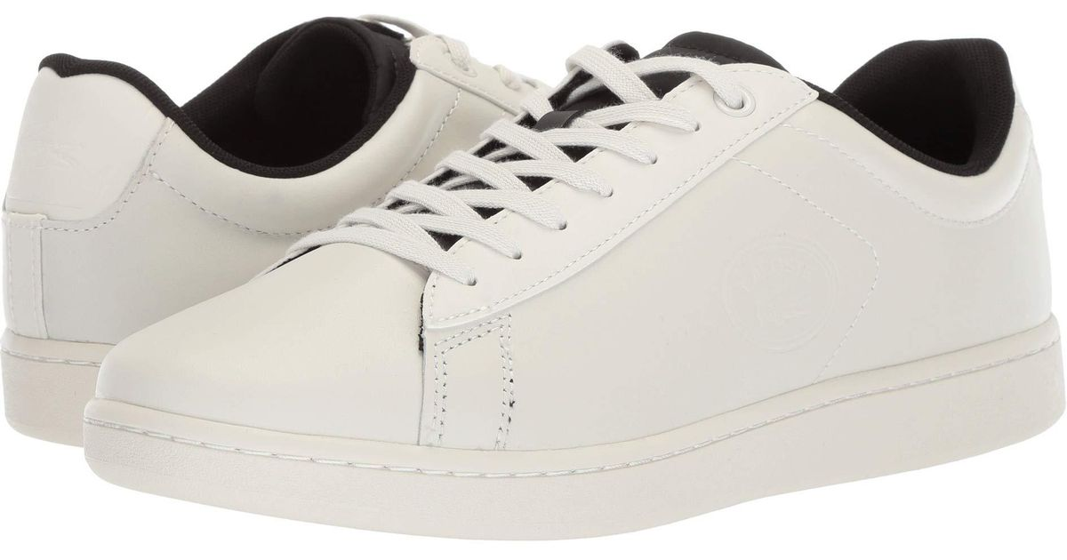 Lacoste Leather Carnaby Evo 418 2 (off
