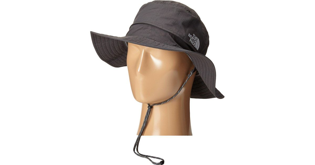 cb58f7401 The North Face Gray Horizon Breeze Brimmer Hat for men