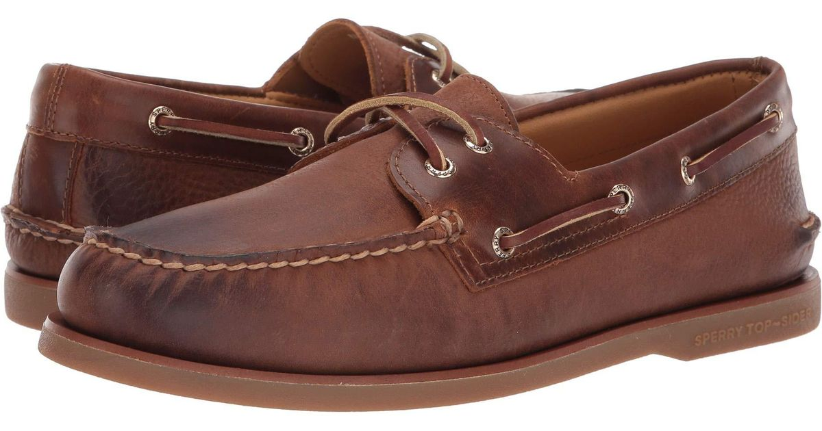 Sperry Top-Sider Leather Gold Cup A/o 2