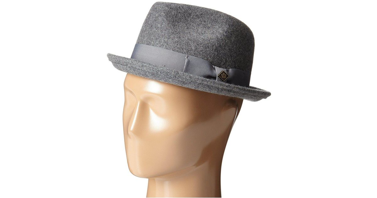 Lyst - Goorin Bros Rude Boy (gray) Caps in Gray for Men af1f32ffcec