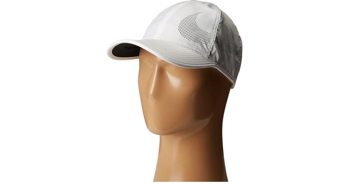 103ed45dd Nike Multicolor Court Aerobill Featherlight Tennis Cap for men