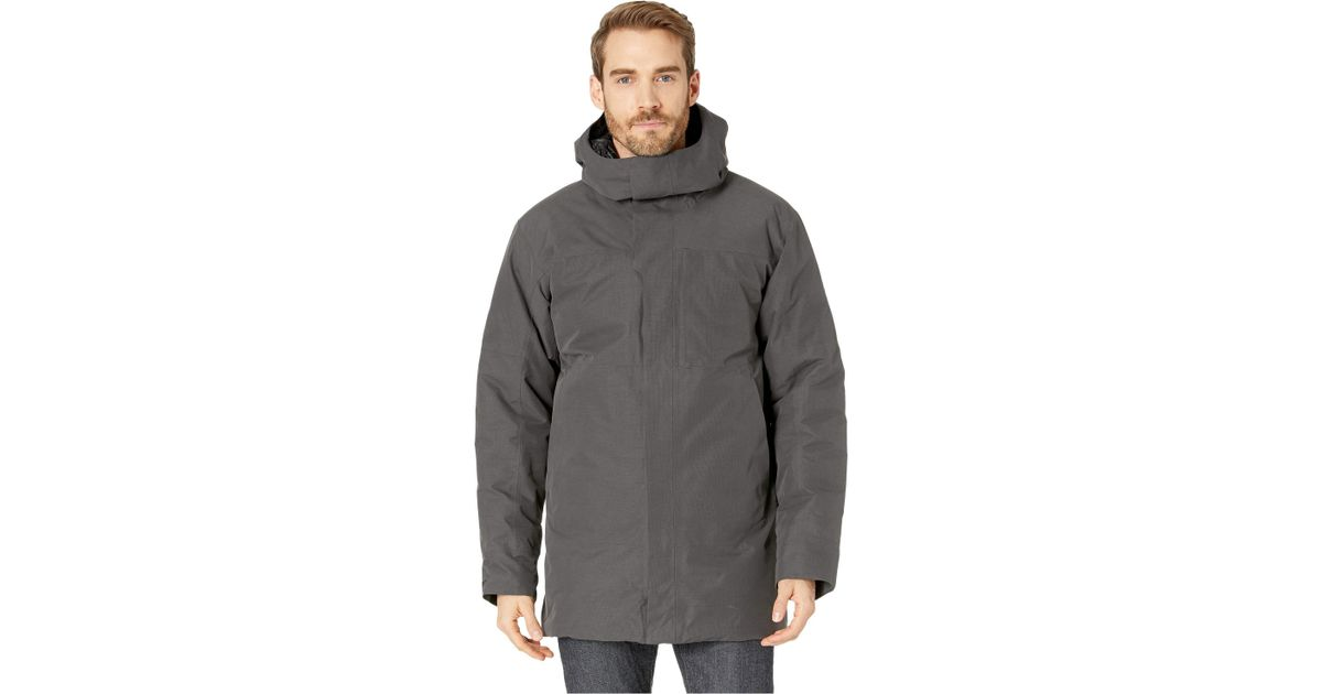7333330ab29 Arc'teryx Gray Therme Parka (pilot) Men's Coat for men