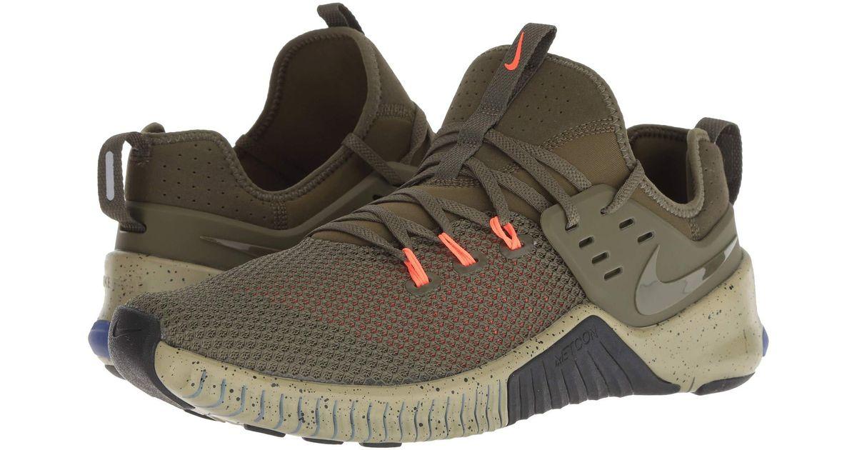 e89a2555b4 Lyst - Nike Metcon Free (dune Red burgundy Crush light Cream) Men s Cross  Training Shoes in Blue for Men