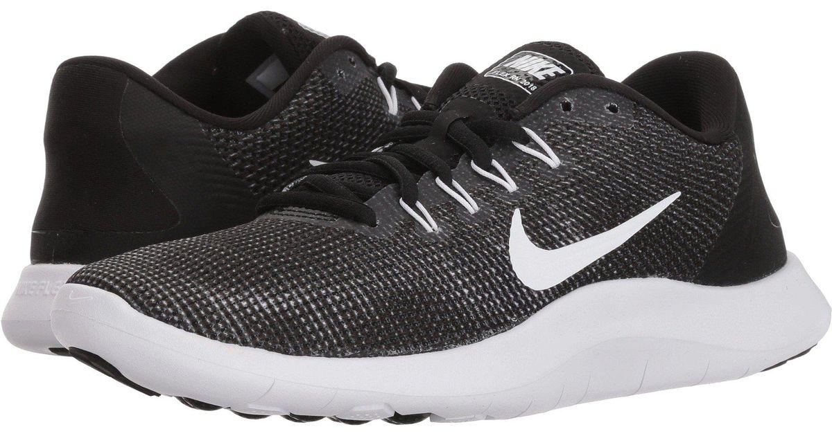 6951dbe0910 Lyst - Nike Flex Rn 2018 (black metallic Gold obsidian) Women s Running  Shoes in Black