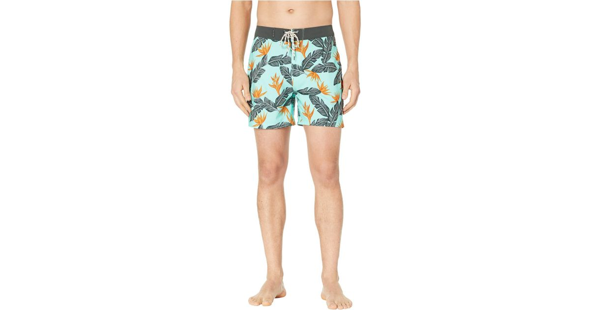 d29916a6c7 Hurley Phantom Paradise 16 Boardshorts (tropical Twist) Swimwear in Blue for  Men - Save 17% - Lyst