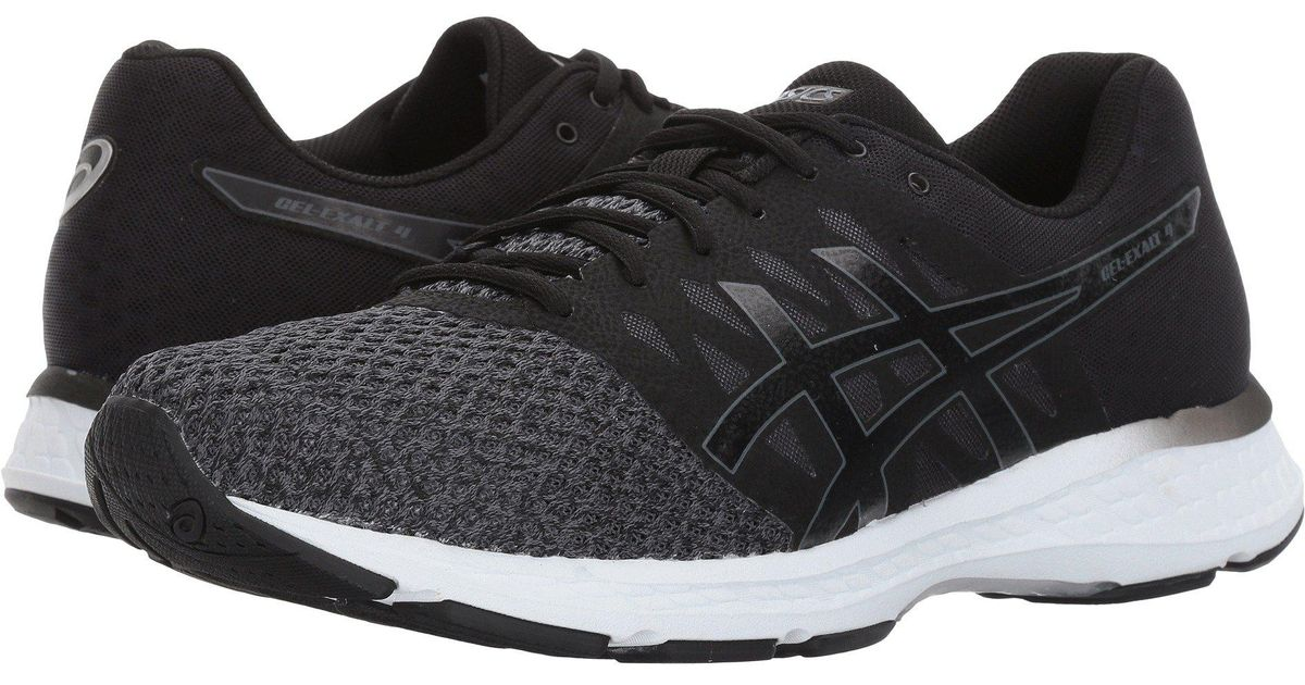 huge discount 5fb25 6b653 Asics Black S Gel-exalt 4 Running Shoe for men