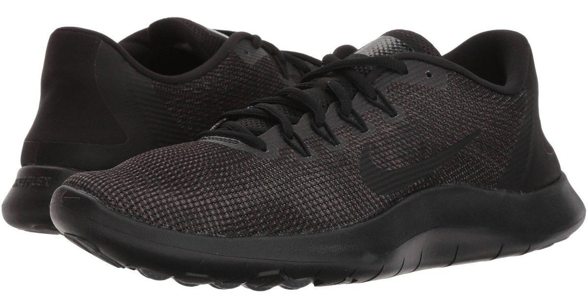 huge selection of f21ae 31153 Nike Flex Rn 2018 (black/white) Men's Running Shoes for men