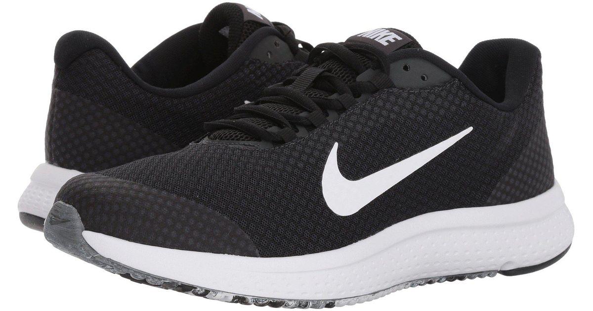 91d88d9b175f Lyst - Nike Runallday (black leche Blue dark Grey white) Women s .