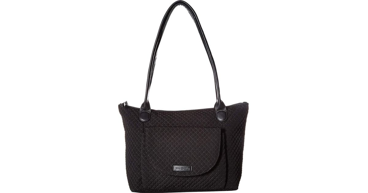 510af3cbe831 Lyst - Vera Bradley Carson East west Tote (daisy Dot Paisley) Tote Handbags  in Black