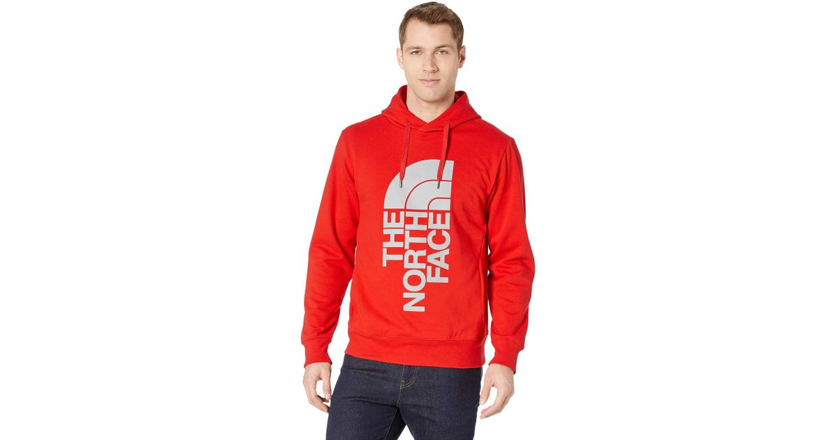 bda58beb2 The North Face Red Trivert Pullover Hoodie for men