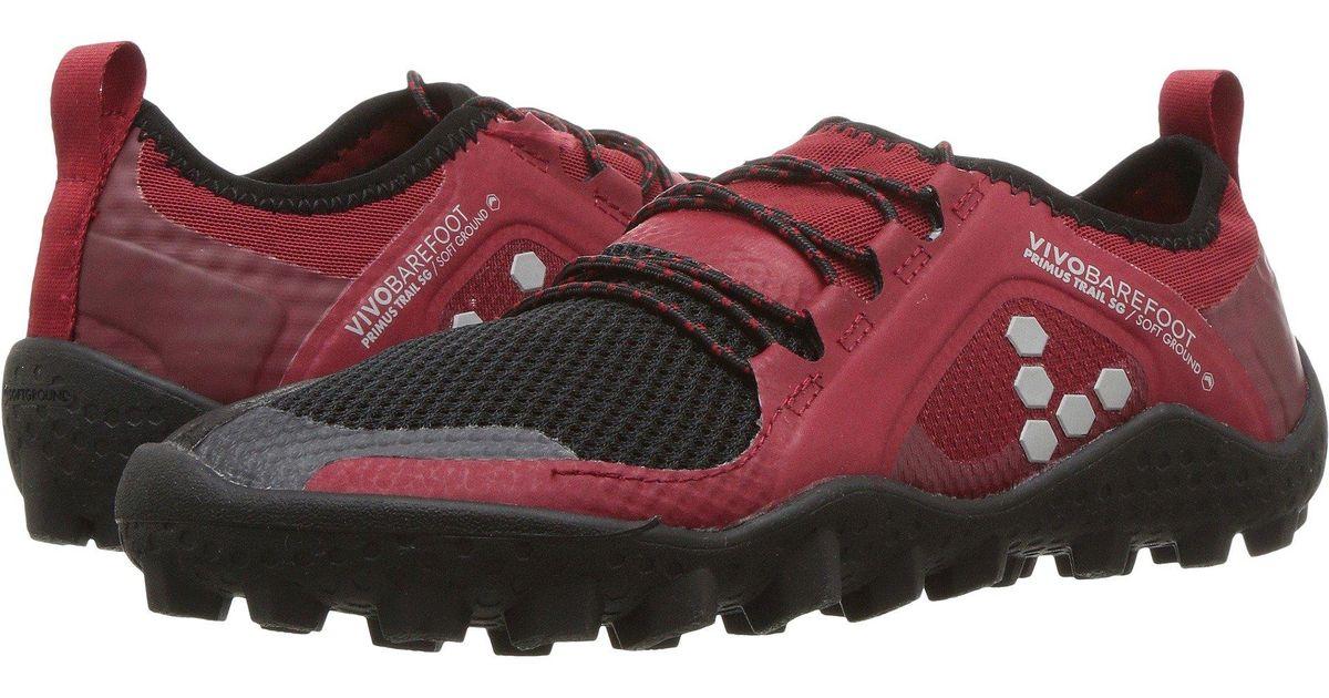 new styles 6d7f3 0c8c7 Vivobarefoot Black Primus Trail Soft Ground