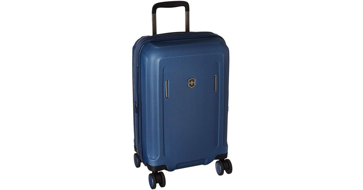 d0971ae35246 Victorinox Blue Werks Traveler 6.0 Frequent Flyer Hardside Carry-on (black)  Carry On Luggage
