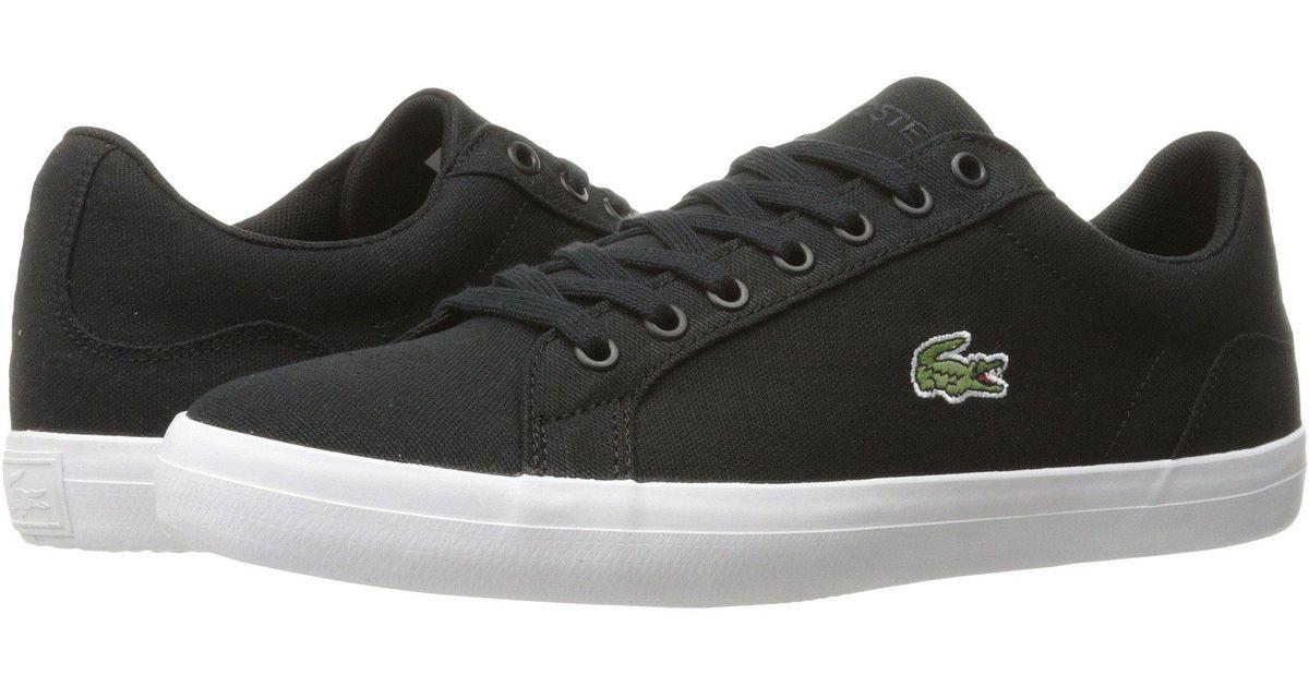 ee23991f1360c5 Lyst - Lacoste Lerond Bl 2 (navy) Men s Shoes in Black for Men - Save 6%
