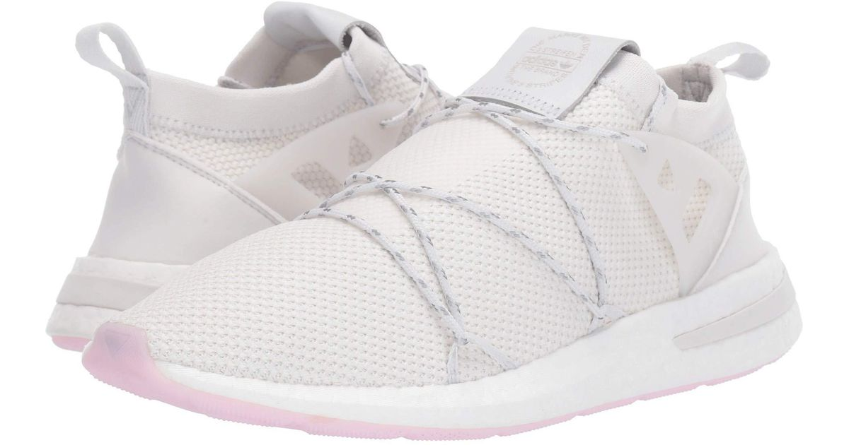 Adidas Originals Arkyn W (ftwr Whiteftwr Whitegrey One) Women's Shoes